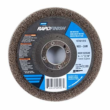 Polirni disk RAPID FINISH 150 x 10 x 25 mm