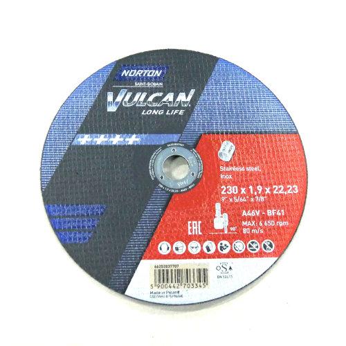 Rezna ploča 230 x 1,9 A36 VULCAN PLUS