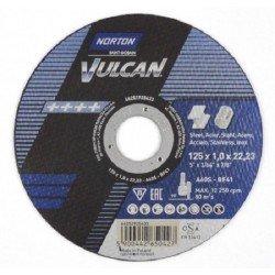 Rezna ploča125x1,0x22,2 A60V T41 VULCAN PLUS